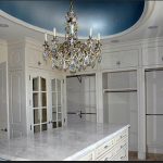 Cabinets, built-ins, shelving, island by Interior Concepts - Dallas/Ft. Worth