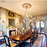 Custom dining room by Interior Concepts - Dallas/Ft. Worth