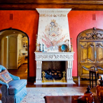 Custom Fireplace Molding and Columns